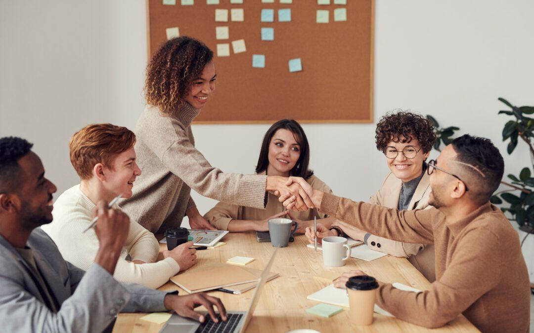 Een digitale werkplek is een efficiënte werkplek